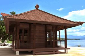 Rumah Kayu Villa